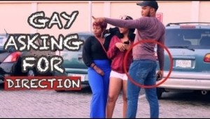 Video: Zfancy Tv Comedy - Gay Asking For Direction (African Pranks)